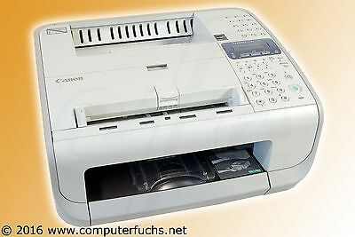 Canon i-SENSYS L140 Laserfax ca 4.100 Pages Paper rack Edition missing°