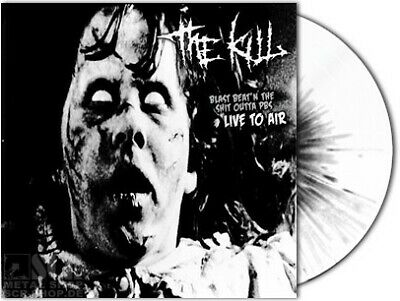 "THE KILL - Blast Beat'n The Shit Outta PBS [Ltd.SPLATTER 10""] (EP)"