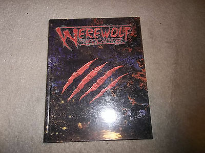 Werewolf the Apocalypse Core Rulebook 3rd Edition