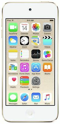 Apple iPod Touch 6th Generation 4 Inch 8MP 16GB - Gold (B-Grade) -Official Argos