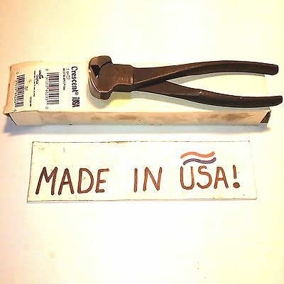 "72-7"" Crescent Heavy Duty End Cutter, Nipper-New-USA Made- New Old Stock"