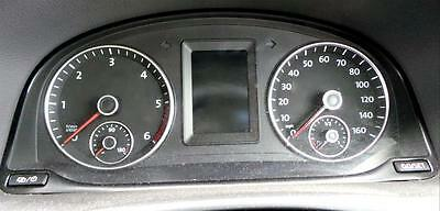 SPEEDO CLOCKS VW Touran 2.0 Diesel Speedo Instrument Clocks & WARRANTY - 5054486