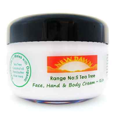 ITCHY SKIN/FUNGAL INFECTION/ ATHLETE'S FOOT~Antifungal Rich Cream~Organic Remedy