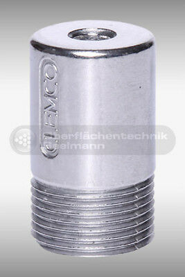 clemco Nozzle CT 3,0-13,0mmx40mm Tungsten Carbide Lined Metal Jacketed, US