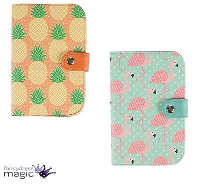 Sass & Belle Tropical Summer Passport Holder Travel Accessory Cover Holiday Gift
