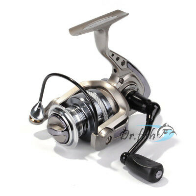 YOSHIKAWA WORKHORSE Fishing Spinning Reel 500 Ultra Light Saltwater 11BB 5.2
