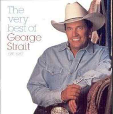 The Very Best Of George Strait  CD NEW