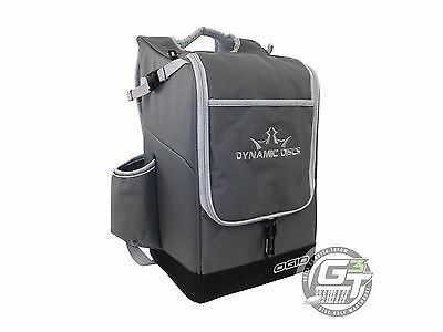 NEW Dynamic Discs SNIPER Backpack Disc Golf Bag - DARK GRAY