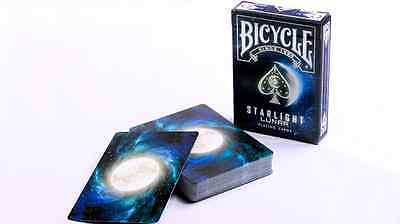 Starlight Lunar Deck Bicycle Playing Cards Poker Size USPCC Custom Limited New