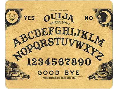 Ouija Board Spirit Mystery Mouse Pad
