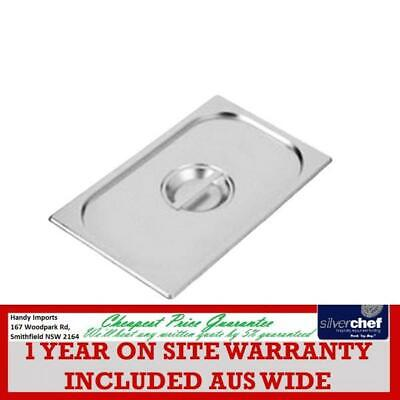 Fed Commercial Lid For 1/1 Gastronorm Gn Pan Bain Marie Tray Cover Shield 11000