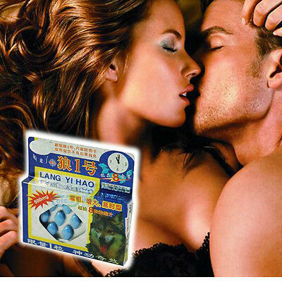 Lang Yi Hao Male best Enhancement 500mg HERBAL SEX pills Strong Effect ]