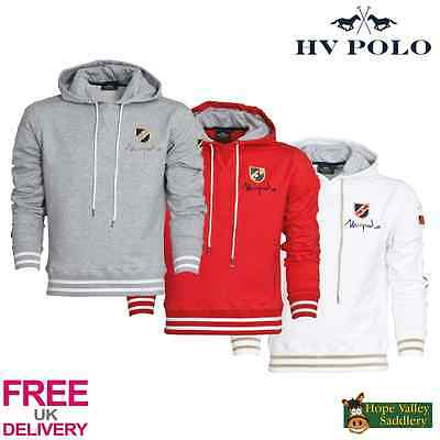 HV Polo Jorrin Mens Hooded Sweat Top FREE UK Shipping