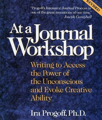 At a Journal Workshop: Writing to Access the Power of the Unconscious and Evoke.