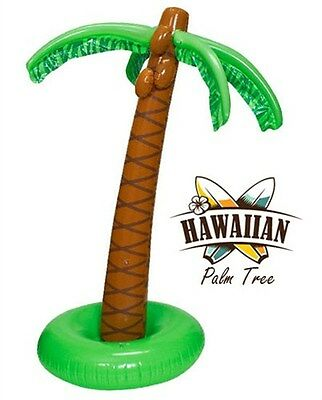 6' Inflatable Palm Tree Luau Party Decoration Jungle Beach Pool Tropical