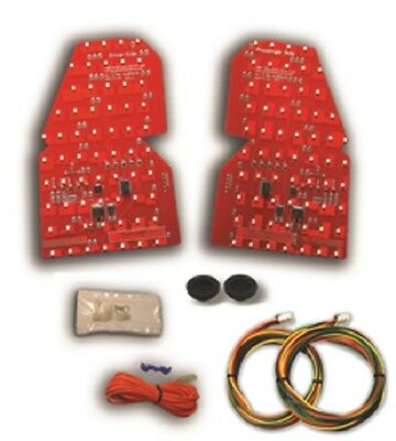 87-88 Monte Carlo Digi Tails LED Tail Light Kit w/ Flasher 1101086