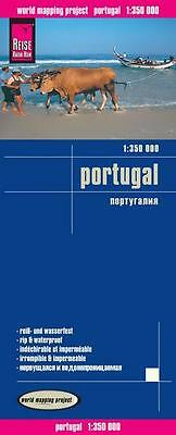 Reise Know-How Landkarte Portugal (1:350.000)