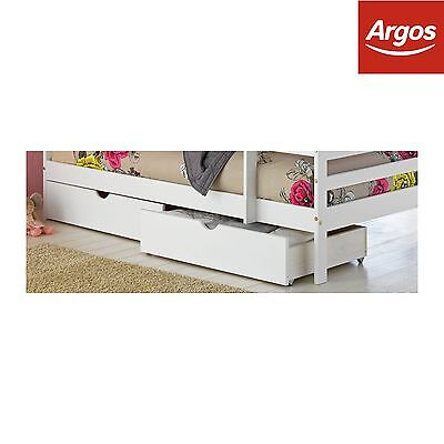 Josie Pair of Drawers - White. From the Official Argos Shop on ebay