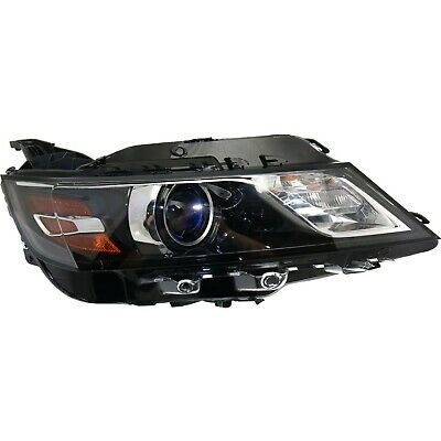 Headlight For 2015 2016 2017 2018 Chevrolet Impala Right With Bulb
