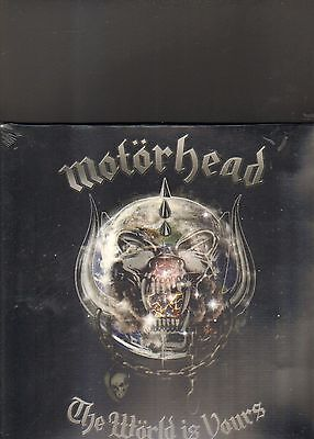 MOTORHEAD - the world is yours LP