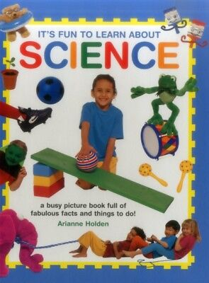 SCIENCE, Holden, Arianne, 9781861477422