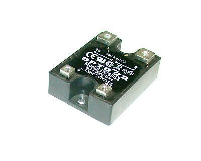 New Opto 22  Dc60S3  Solid State Relay 60 Amp 3-32 Vdc Logic No Screws