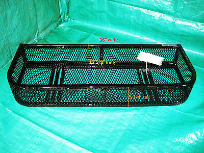 NEW Front Basket Rack Strong Made 214 Honda Fourtrax 300 Rancher 350 Recon 250