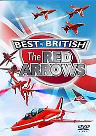 Best of British: The Red Arrows  DVD NEW