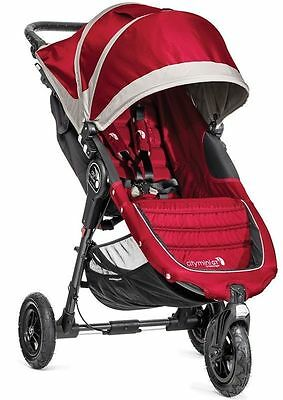 Baby Jogger City Mini GT Compact All Terrain Stroller Crimson NEW 2016