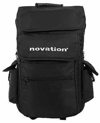 Novation 25-Key Case Soft Carry Bag For Launchkey 25 MIDI Controller Keyboards