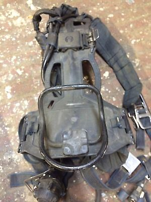 Survivair Panther SCBA  4.5 4500 harness 2002 edition