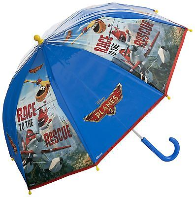Kids Disney Planes Boy Plastic Umbrella for Outdoor & Travel