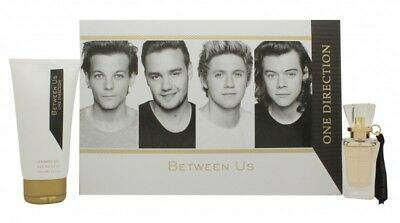 One Direction Between Us Gift Set 30Ml Edp + 150Ml Shower Gel - Women's. New