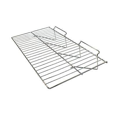 Heavy Duty Slatwall Chrome Wire Metal Shelf Retail Shop Display (J36)