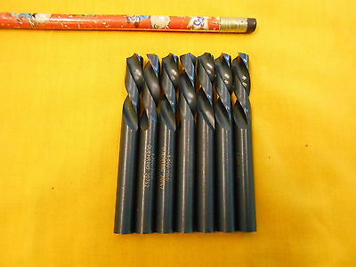 LOT of 7 NEW METRIC SCREW MACHINE DRILL BITS left hand hss GUHRING 8.8mm LH