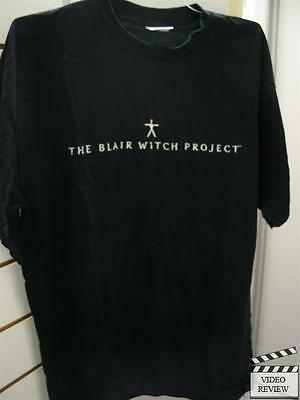 Blair Witch Project T shirt, black XL
