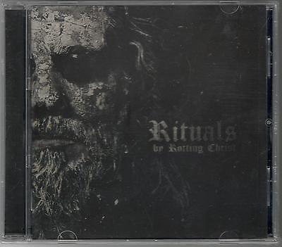 Rotting Christ Rituals Sealed Cd New