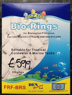 FRF-BRS Bio-Rings For All FRF Aquariums.