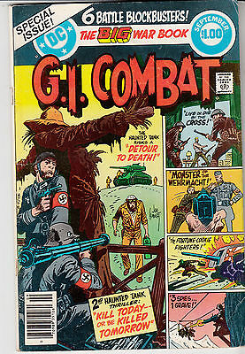 G.I. COMBAT in DC SPECIAL SERIES #22 (Sept 1980) *Haunted Tank *