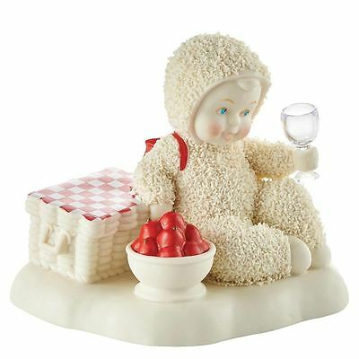 Snowbabies Figurine - Glamping - 9cm - 4050074 - New