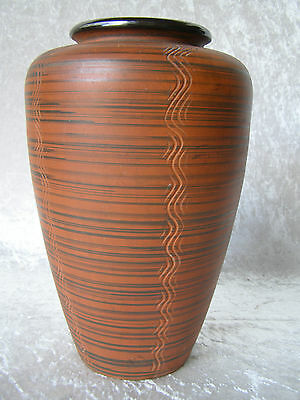 Antique Keramik Vase Germany Um 1950 - 60
