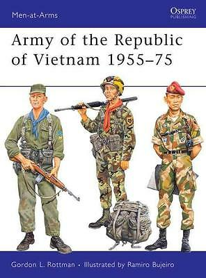 Osprey Men at arms 458: Army of the Republic of Vietnam 1955–75 / NEU