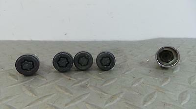 2015 BMW 3 SERIES Locking Wheel Nut Set