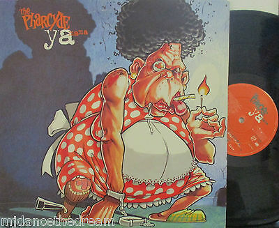"THE PHARCYDE ~ Ya Mama ~ 12"" Single PS"