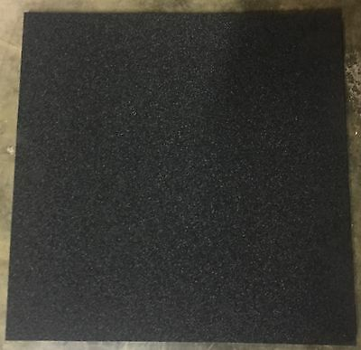 Kart Seat Padding Square Piece 33cm x 33cm Adhesive Sticky 5mm Foam Pack of 5