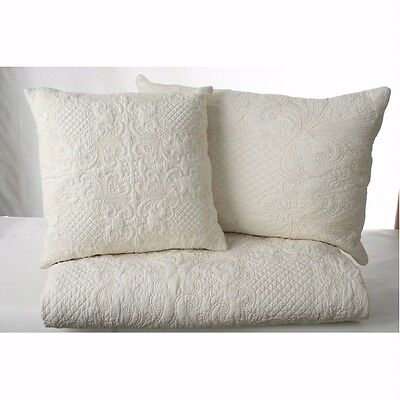 Marseilles French Style Single Quilt Set *Brand New Rrp$199