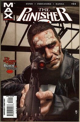 Punisher (Vol. 4) #24 - VF+