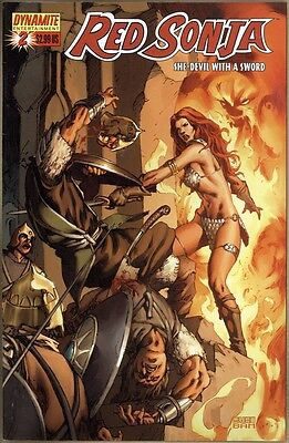 Red Sonja #2 - VF+ - Rubi Cover