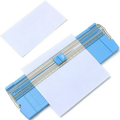 A4/A5 Precision Paper Card Trimmer Ruler Photo Cutter Cutting Blade Office Kit C