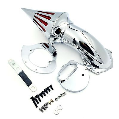 Spike Air Cleaner kits for 1999-2012 Yamaha V-Star 1100 Dragstar XVS1100 CHROME